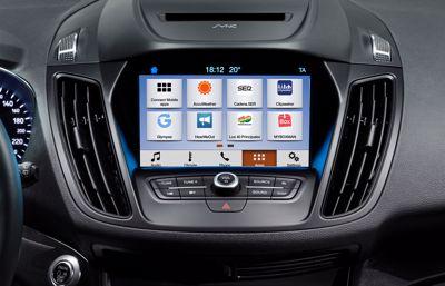 Lägre körkostnad och förbättrad uppkoppling med SYNC 3 för Ford Mondeo, S-MAX och Galaxy
