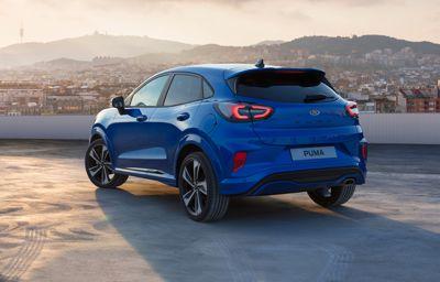 Ford offentliggör priserna för nya Ford Puma