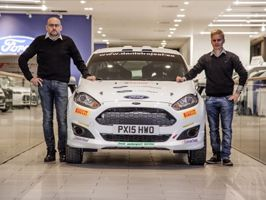 Ford avslöjar ny rallysatsning – med EcoBoost-motor