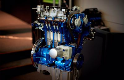 Fords 1,0-liters EcoBoost-motor vinner International Engine of the Year – för femte året i rad