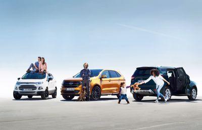 Möt förarna bakom SUV-boomen - millennials,