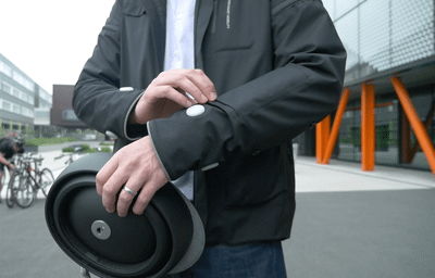 Smarta jackor – en del av framtidens mobila ekosystem