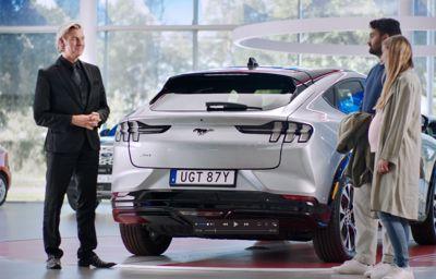 Ford gör ny reklamfilm med Joe Labero