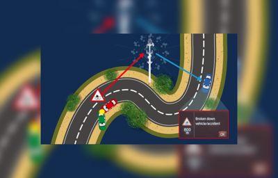 Fords uppkopplade bilar delar data med andra bilmärken – ska göra vägarna säkrare