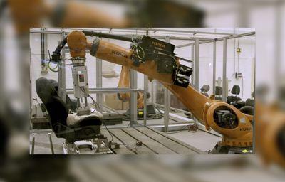Robotrumpan