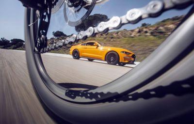 Ford lanserar kampanjen Share the Road – ska göra vägarna säkrare för cyklister