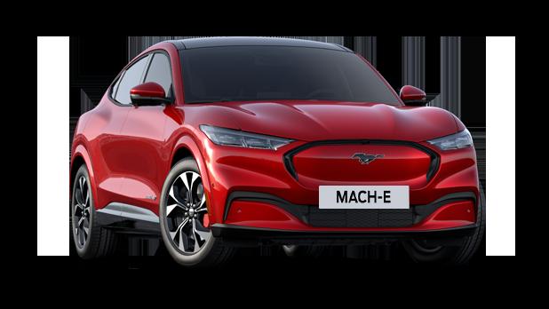 Mustang Mach-E Mach-E