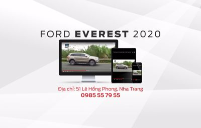 Khám phá Công nghệ đỉnh cao cho sức mạnh vượt trội của Ford Everest