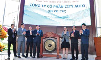 City Auto - Đại lý lớn nhất của Ford Việt Nam chính thức chào sàn