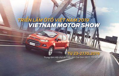 KHAI MẠC VIETNAM MOTORSHOW 2019