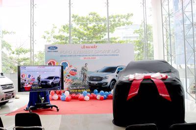City Ford ra mắt mẫu xe Ford Everest Sport Mới