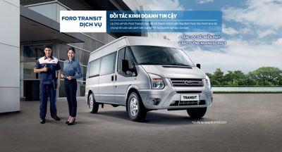 Dịch Vụ Ưu Đãi Ford Transit