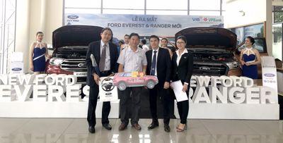 Lễ ra mắt All New Ford Everest và All New Ford Ranger 2018 (29.09.2018_08h00)