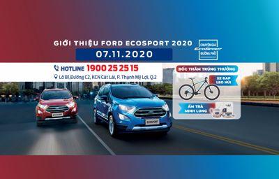 RA  MẮT FORD ECOSPORT 2020 MỚI TẠI PHÚ MỸ FORD