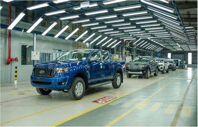 Ford Ranger Việt Nam Chính Thức Xuất Xưởng, Đánh Dấu Cột Mốc 20 Năm Có Mặt Tại Thị Trường Việt Nam Với Doanh Số 100.000 Xe