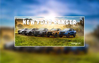 Tiết Lộ Thông Tin Ford Ranger 2022 Thế Hệ Mới Tại Việt Nam