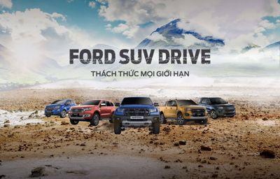 Ford Việt Nam và Đại lý Kết hợp Tổ chức Chương trình