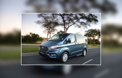 Moving in Luxury - New Ford Tourneo Custom Limited