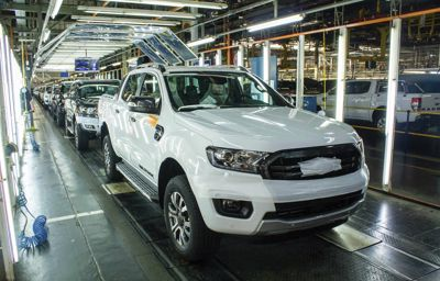 Ford Begins Phased Production