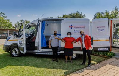 Ford Empowers Unjani Clinics and Meals on Wheels with Vehicle Donations to Assist Vulnerable Communities in South Africa
