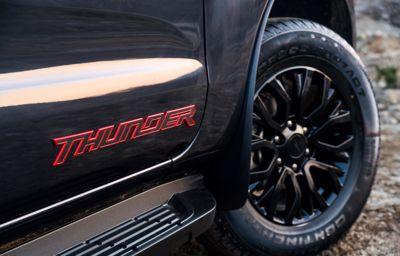 Ranger Thunder Invitation