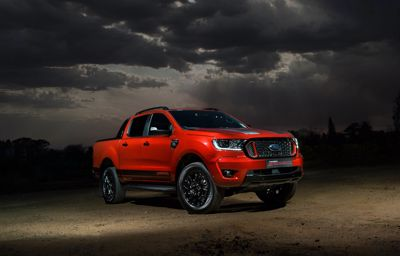 Ford expands Ranger line-up with limited-edition Stormtrak