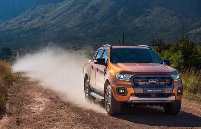 Ford Ranger bakkie scoops 'International Pick-up Award' for 2020!