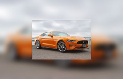 The 2019 Ford Mustang: There's a new Stallion in town this July