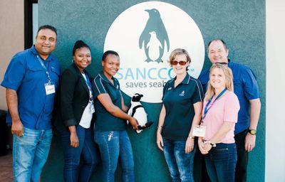 Save Endangered African Penguin