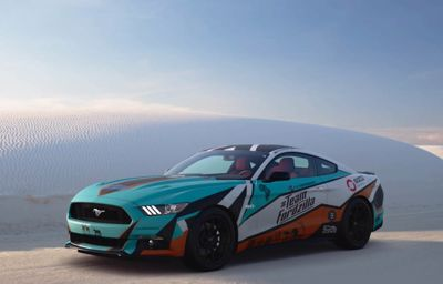 Calling All Sim-Racers – Ford SA Launches Team Fordzilla Nations Cup
