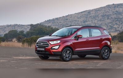 Ford Credit Ecosport Special Payment Packages