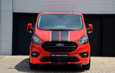Ford Credit Transit Custom Special Payment Packages