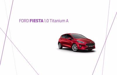 Ford Fiesta 1.0 Titanium 7AT