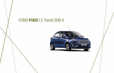 Ford Figo 1.5 Trend 5DR A