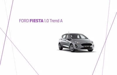 Ford Fiesta 1.0 Trend 7 AT