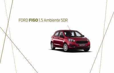 Ford Figo 1.5 Ambiente 5DR