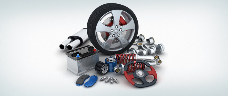 Parts & Accessories at Ford Oman