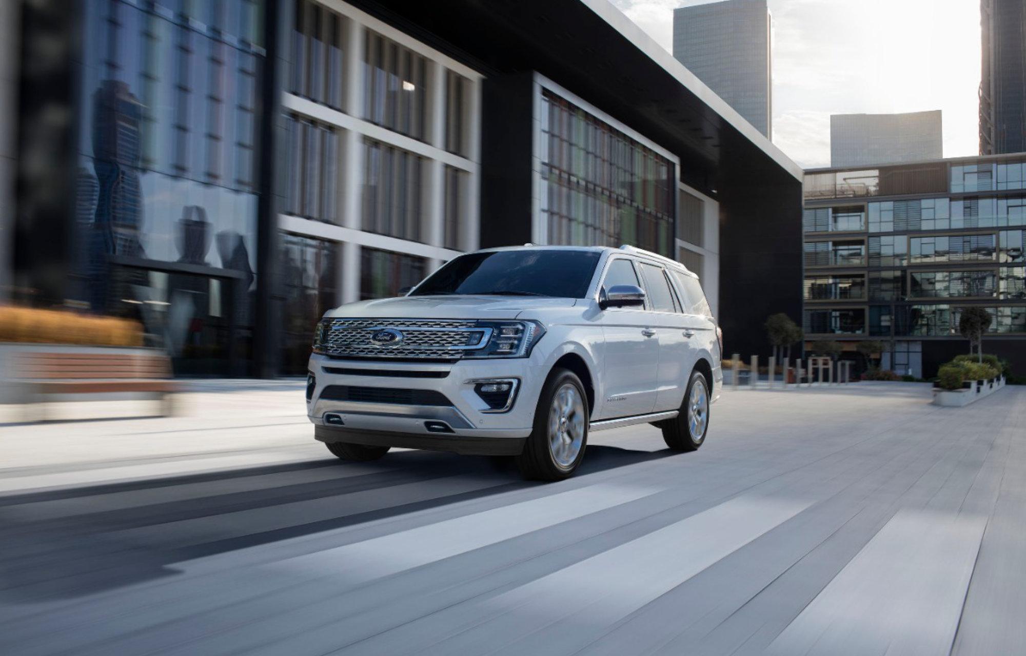 Cinq modèles Ford reçoivent les plus hautes distinctions selon J.D Power