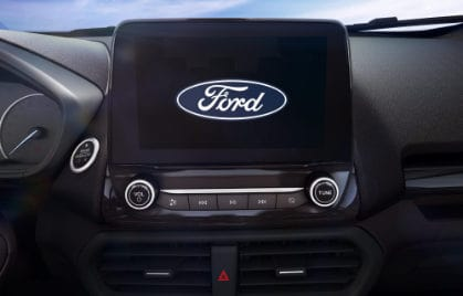Ford SYNC 3 update