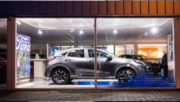 Ford onderhoud en verkoop