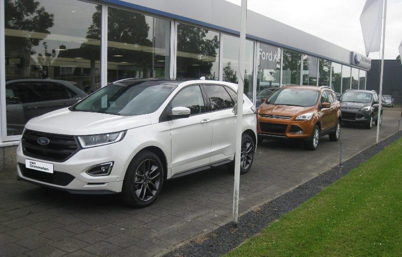 Ford Drimmelen de auto dealer voor al uw individuele wensen