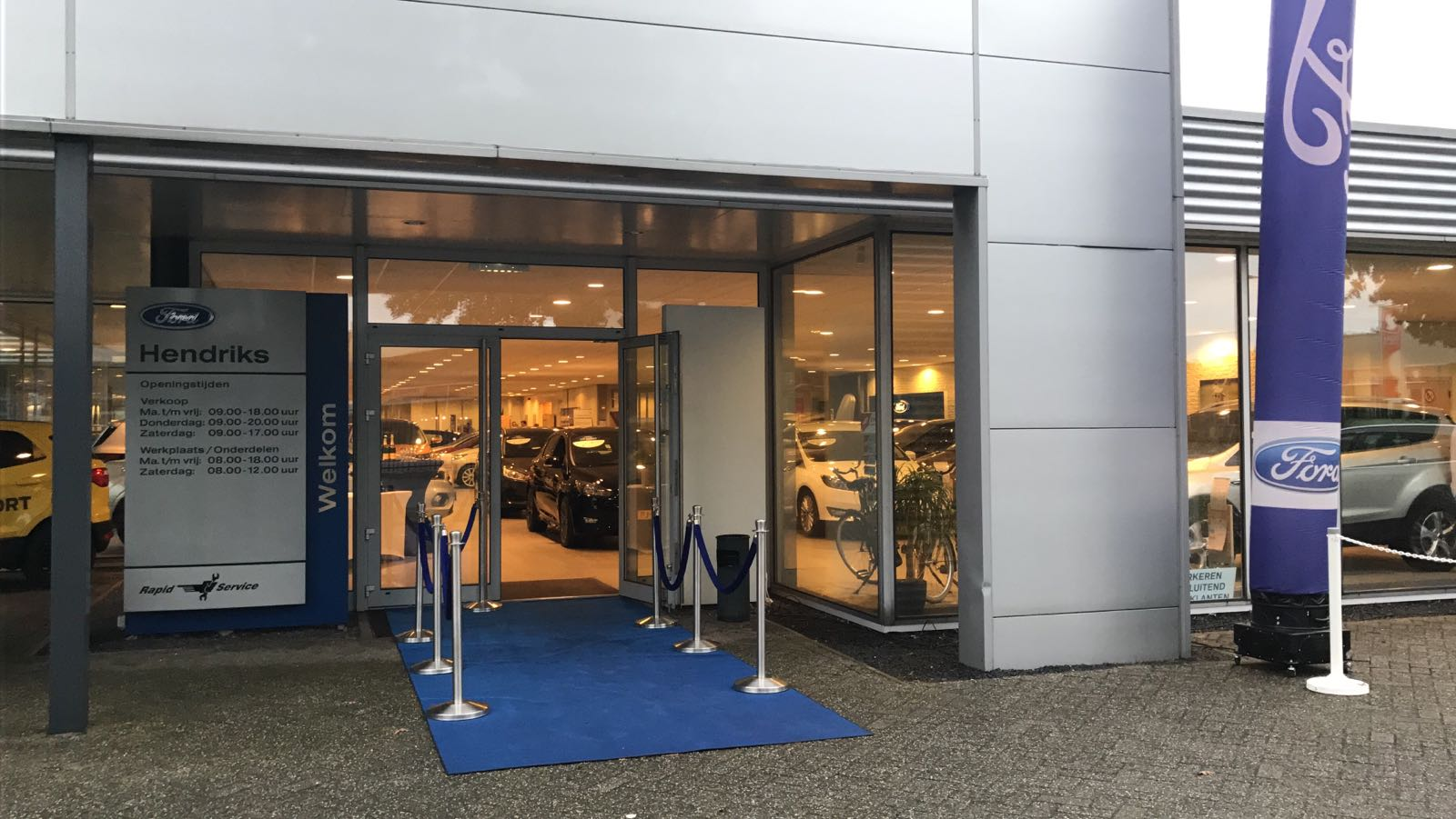 Ford VIP Event in Oss