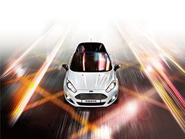 Fiesta White Edition: unieke limited edition van Ford nu verkrijgbaar