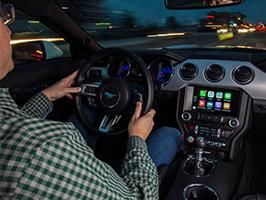 Ford nieuws op de Consumer Electronics Show (CES)