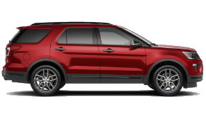 Ford Explorer, AEONAUTO