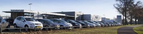 Ford Garage van Leussen in Ommen