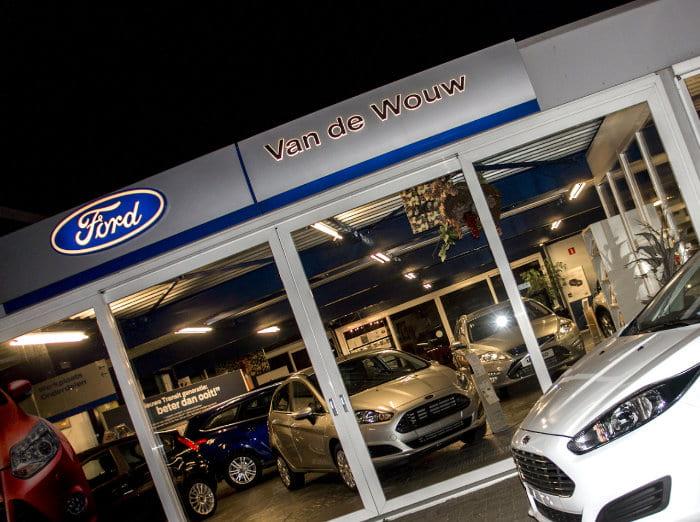 Ford onderhouden bij erkend reparateur
