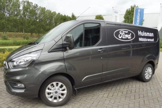 Ford dealer Autobedrijf Huisman B.V. familiebedrijf in Nibbixwoud