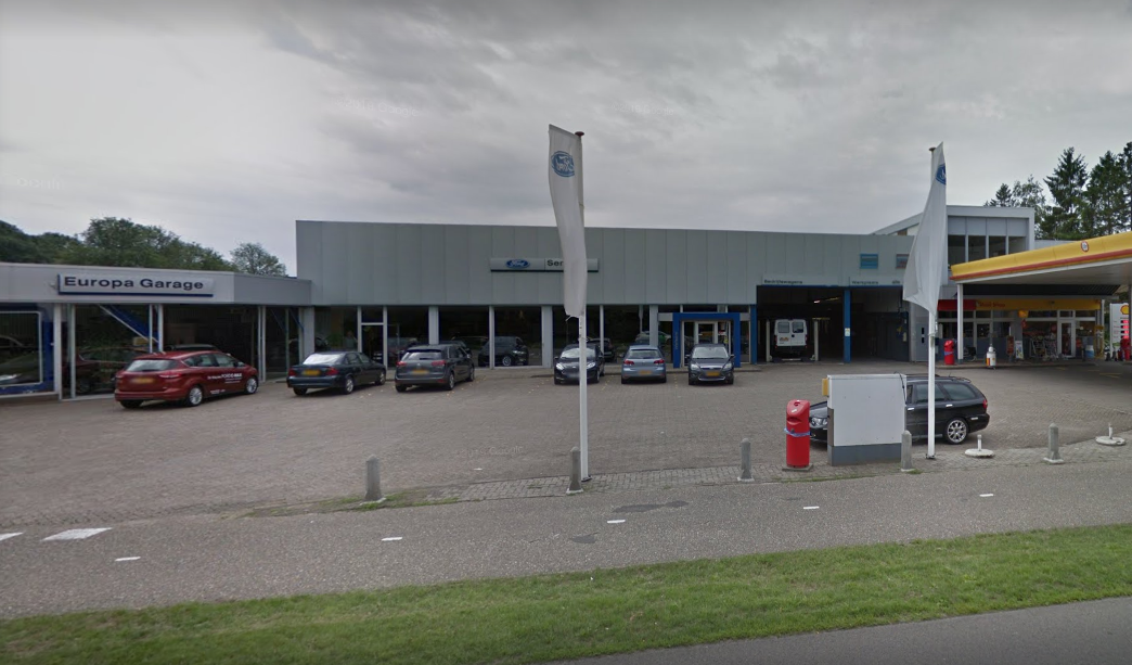 Ford Erkend Reparateur Europa Garage in Coevorden