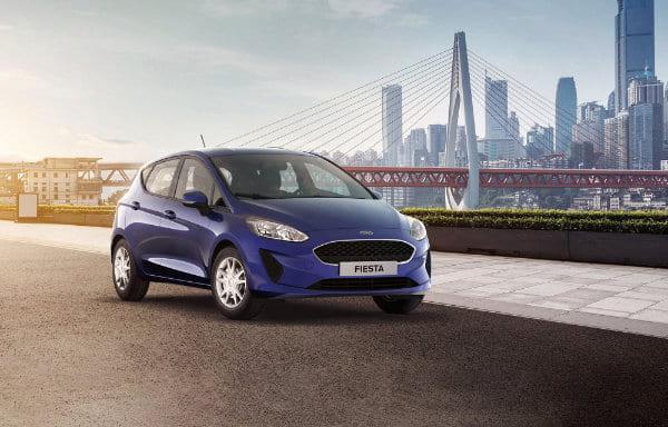 Aanbiedingen Nieuwe Ford Fiesta